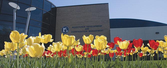 Workforce Development and Construction Management Building